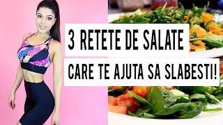 Dieta cu salate - slăbeşti 5 kilograme în 7 zile