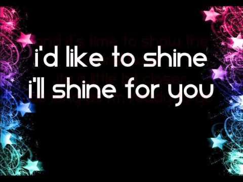 Victoria Justice- Make It Shine Lyrics
