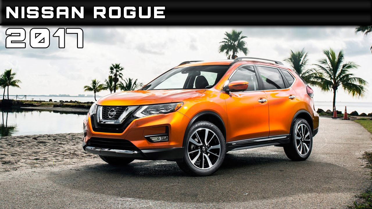 2017 nissan rogue review rendered price specs release date youtube. Black Bedroom Furniture Sets. Home Design Ideas
