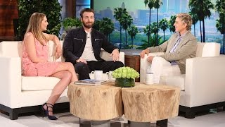 Chris Evans and Elizabeth Olsen's Chemistry