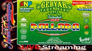 Video LIVE DANGDUT KOPLO   Saudara NEW PALLAPA Indramayu   Gebyar Tahun Baru 2017 download MP3, 3GP, MP4, WEBM, AVI, FLV Agustus 2017