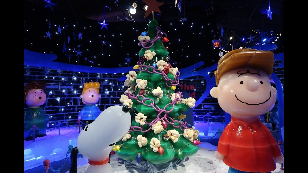 Youtube Charlie Brown Christmas.Ice Featuring A Charlie Brown Christmas Gaylord Palms Resort Including Character Breakfast