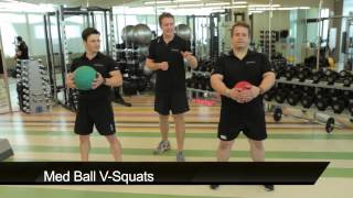 Mobility, Balance, Motor Skills and Circuit Training by Ben Belling