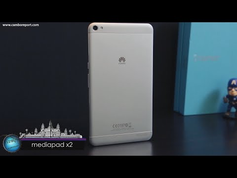 Huawei MediaPad X2 Review ( Cambo-Report )