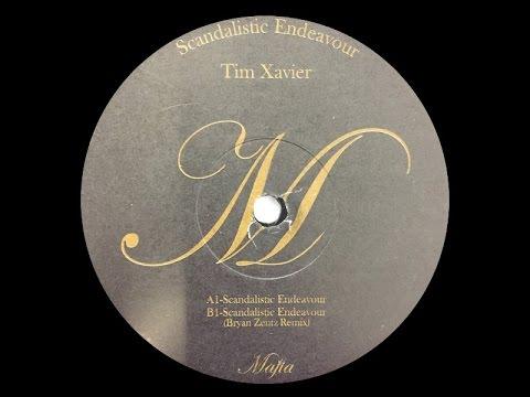 Tim Xavier - Scandalistic Endeavor