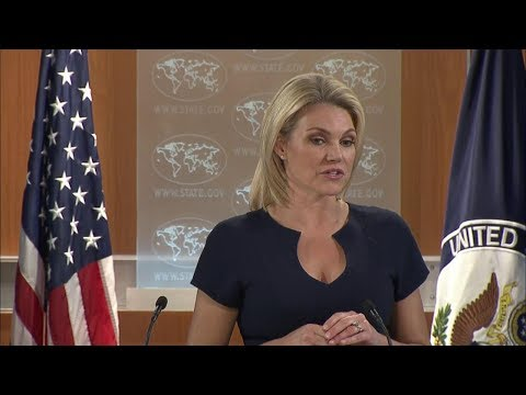 Department Press Briefing - October 10, 2017
