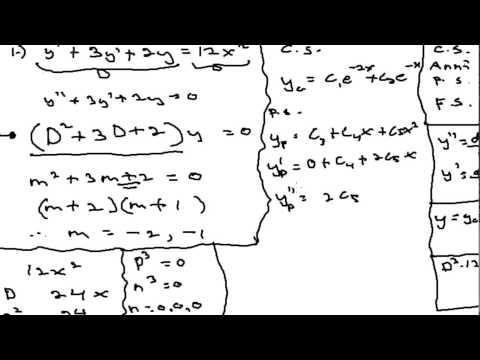 MATE903: Differential Operators