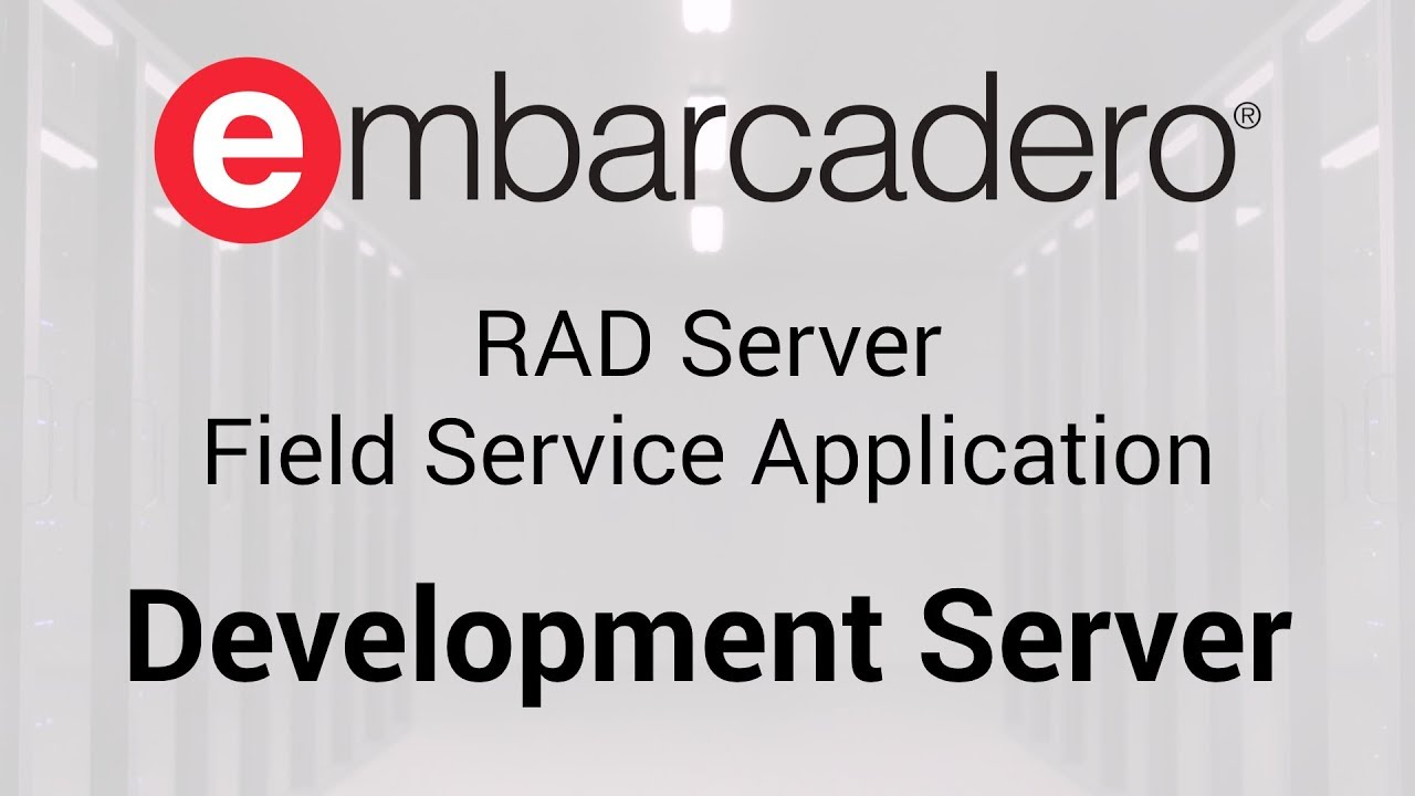 Field Service App REST API Client Server Template For Android, IOS