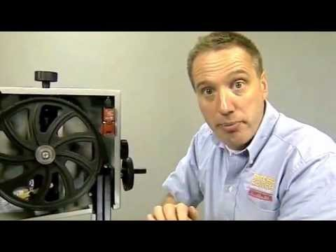 Record Power Bandsaw Buyer's Guide with Alan Holtham