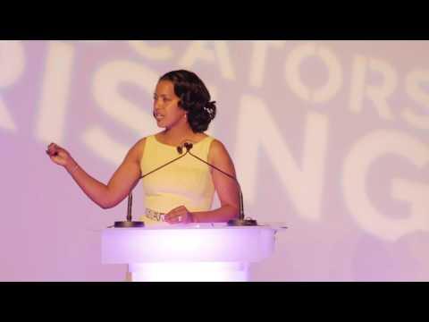 Jahana Hayes at the 2016 Educators Rising National Conference