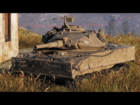 World of Tanks - T49 Gameplay - 8 Kills from YouTube · Duration:  4 minutes 2 seconds