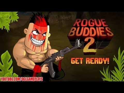 Rogue Buddies 2 (By Y8) Android IOS Gameplay