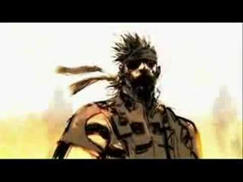Metal Gear Solid PO  Calling to the Night