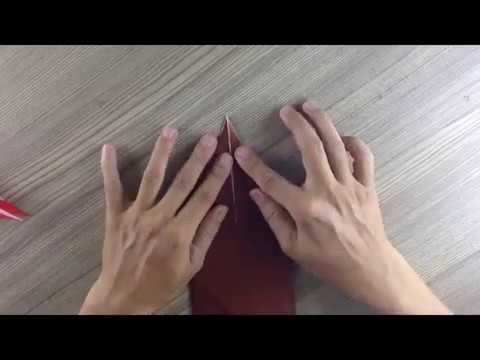 How to folding paper rabbit