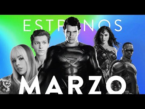 Los mejores estrenos de Marzo (2021)   Netflix   HBO   Apple TV+   Amazon Prime Video   Disney+