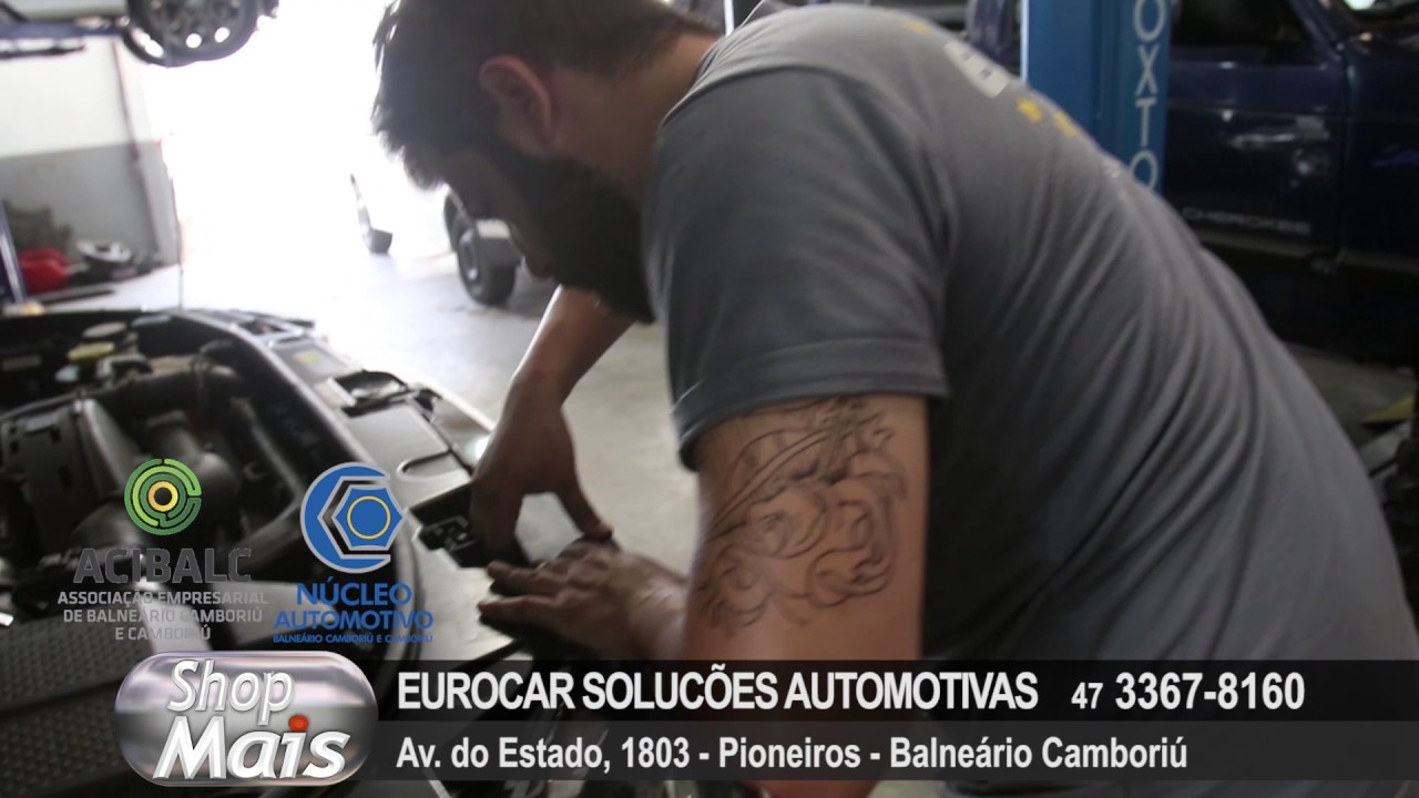 2b79680d1 Eurocar - Shop Mais - YouTube