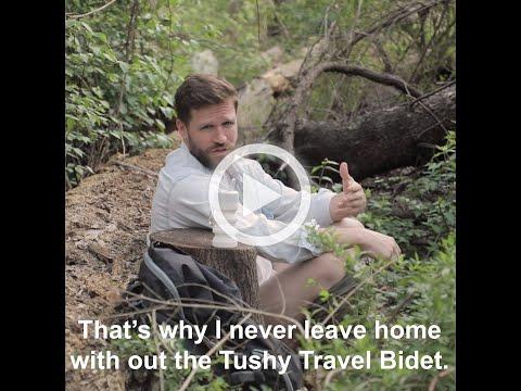 Tushy Travel Bidet