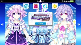 Playing Neptunia RB3
