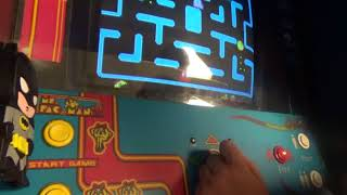 Prize Zone Arcade Ms Pac Man Challenge, Galaga Too !
