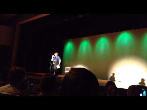 Fort Herriman middle school mr.preston lunch lady song
