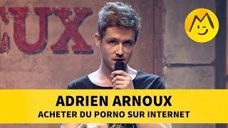 Adrien Arnoux - Acheter du porno sur internet