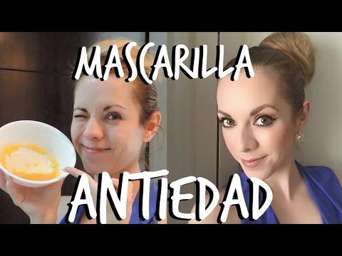 ¡MASCARILLA ANTIEDAD! | Paola Herrera