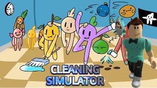 HER TARAFI PİSLETMİŞLER / Roblox Cleaning Simulator / Roblox Türkçe / Oyun Safı