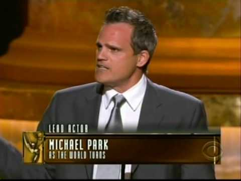 Michael Park 2010 Daytime Emmy Win