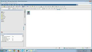 cognos tutorial multiways of creating master detail relationship in report studio