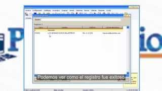 Factupyme-Alta de Clientes