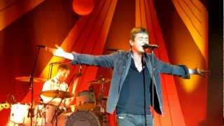Everybody's changing - Keane - live