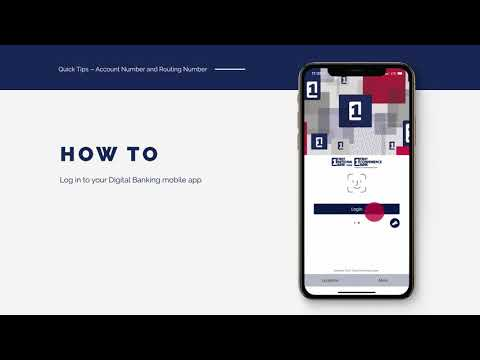 Locate Bank Routing Number And Account Number