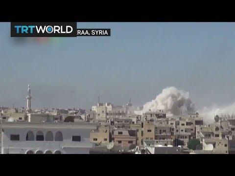 Syrian regime declares 48-hour truce in city of Deraa