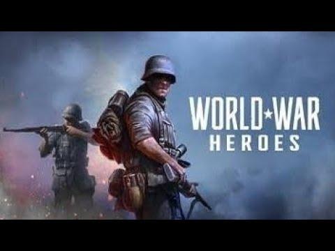 WORLD WAR HEROES 2  - ( WW2 )   OP GAMEPLAY   #1  