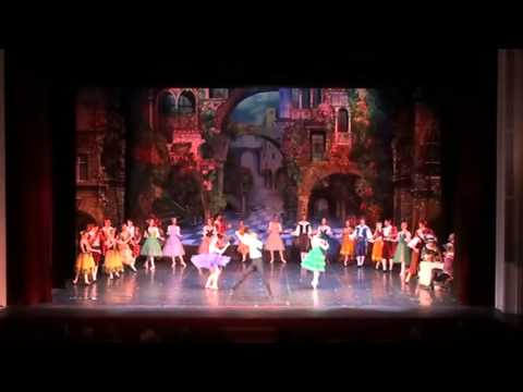 """""""Don Quixote"""" excerpts from the ballet"""