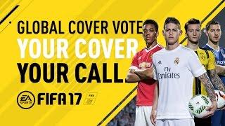 """EA SPORTS""  تفتح التصويت لاختيار خليفة ميسي على غلاف ""فيفا 2017"""