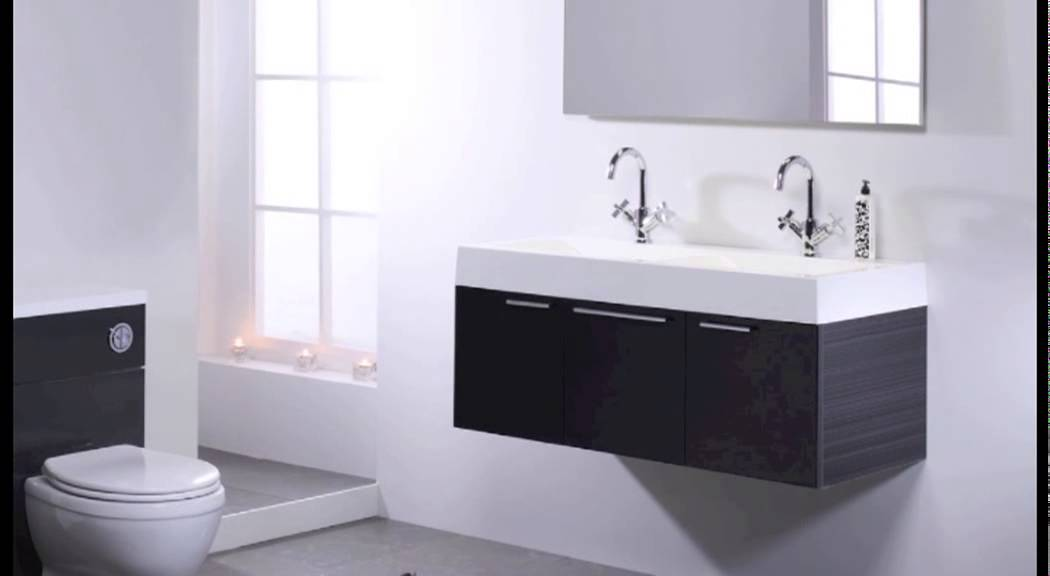 Envy Designer Modular Bathroom Furniture Collection Youtube
