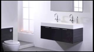 Envy Designer Modular Bathroom Furniture Collection