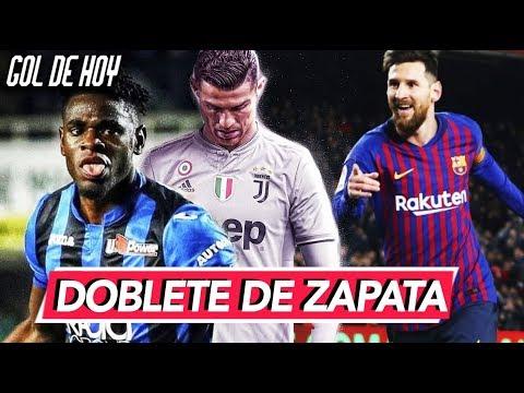 ZѦPATA eIimina al Campeón: JUV | Resumen Jornada | BarceIona remonta