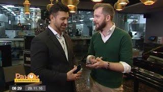 Ресторатор Николай Тищенко рассказал о своей молодой невесте