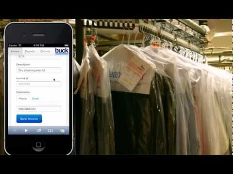 Businesses using mobile invoice