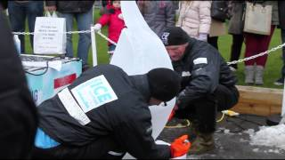 A visit to the London Ice Sculpting Festival 2013