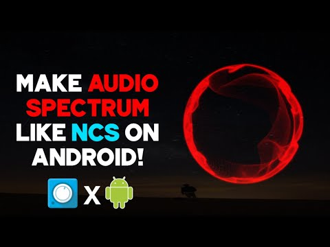 make-audio-spectrum-like-ncs-on-andorid-|-avee-player-|-the-tech-master