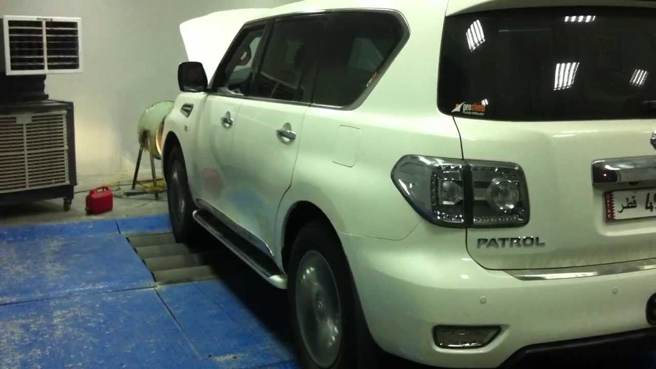 Patrol Nismo >> 2012 Nissan Patrol V8 Turbo 602hp at 4 wheels - Tuned by Guilt-toy - YouTube