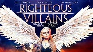 RIGHTEOUS VILLAINS Official Trailer (2020) Adam Deacon