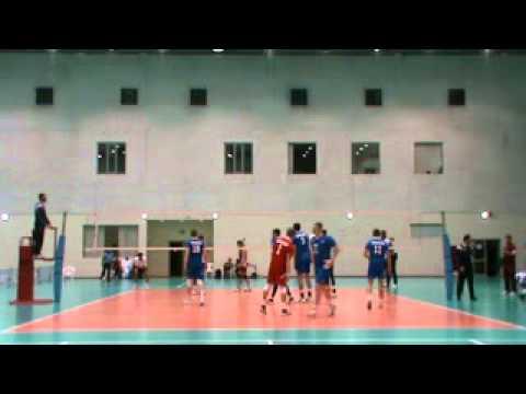 Gorchaniuk with Kazakhstan Club Almaty playing against Qatar National Team