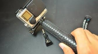 Homeet Selfie Stick per GoPro Hero 4/5/3+
