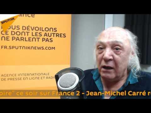 """Interview de Jean-Michel Carré, réalisateur du film """"Poutine : le Nouvel Empire"""""""