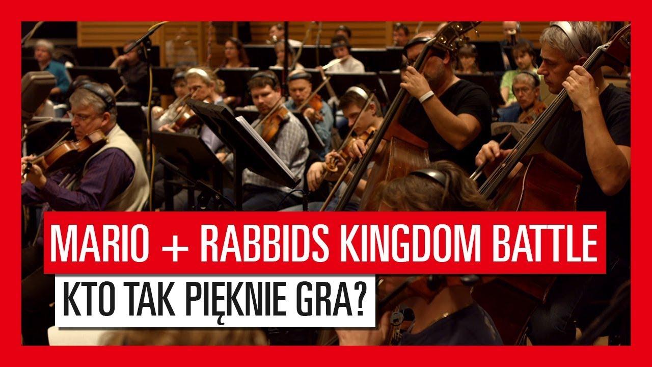 Mario + Rabbids Kingdom Battle: Kto tak pięknie gra?
