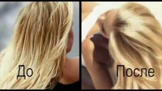 видео Восстановление поврежденных волос